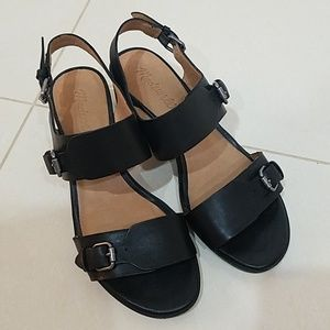 Madewell sandals preowned